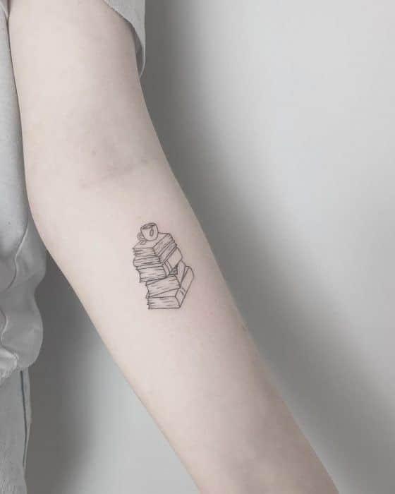 libro tatuajes minimalista 2