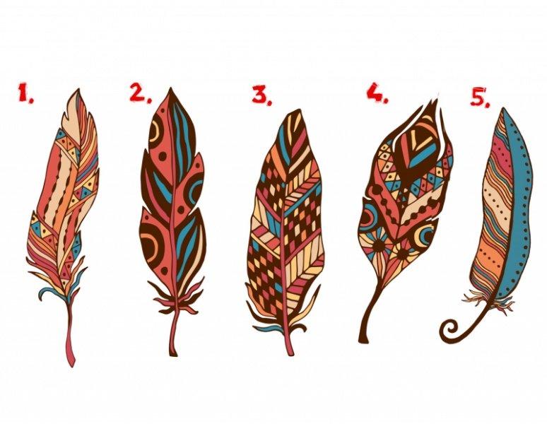 Elige una pluma y te diré cuál es tu cualidad más importante