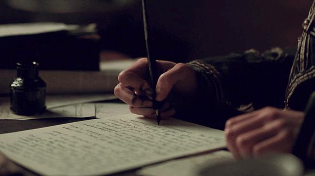 tipo de letra test caligrafia