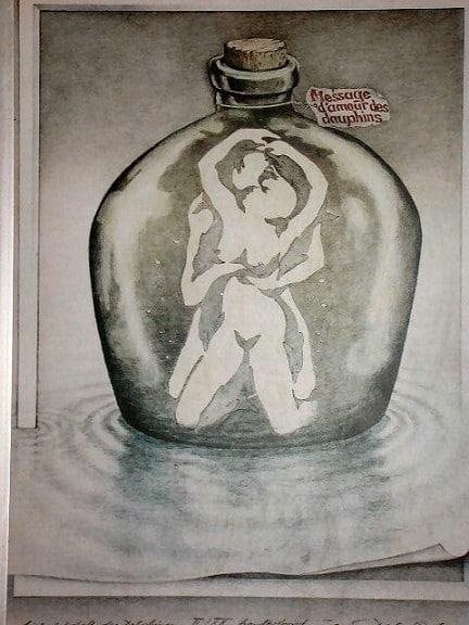 Test de la botella Mira la imagen y psicólogos dirán cómo piensas