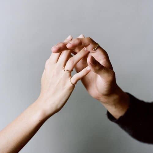 la atracción entre tu pareja y tú es muy fuerte