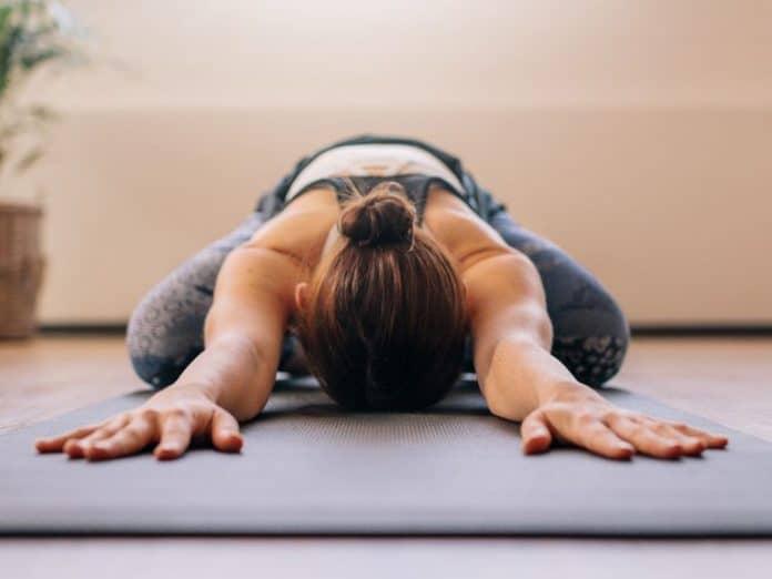 Ejercicios de Yoga para calmar los cólicos